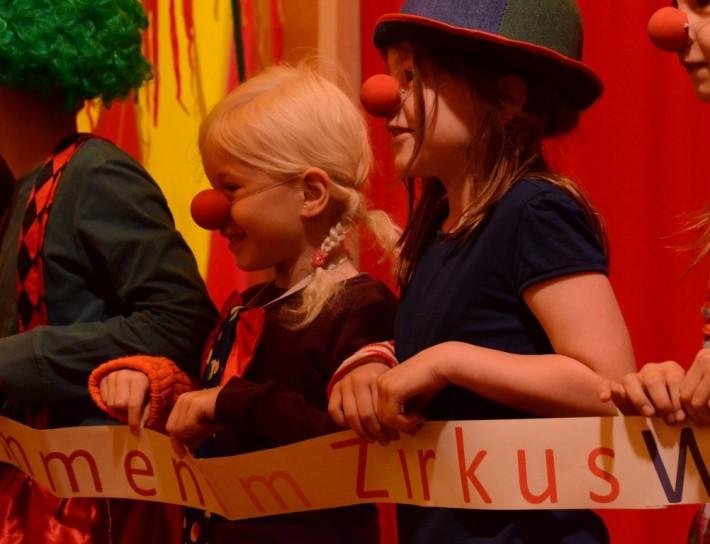 Clowns im Zirkus Wunschikus 2